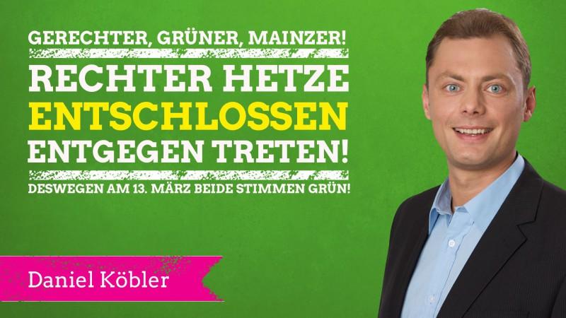 Rechter Hetze entschlossen entgegen treten!