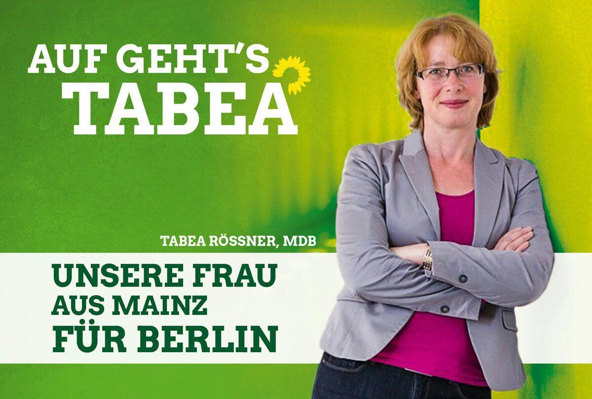 Tabea Rößner einstimmig zur Direktkandidatin der Grünen im Wahlkreis Mainz/Mainz-Bingen gewählt